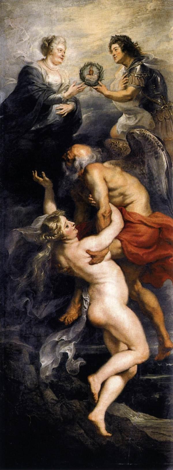 The Triumph of Truth - Peter Paul Rubens