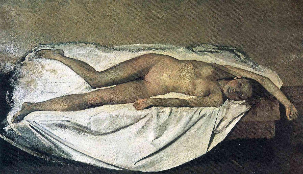 The Victim - Balthus