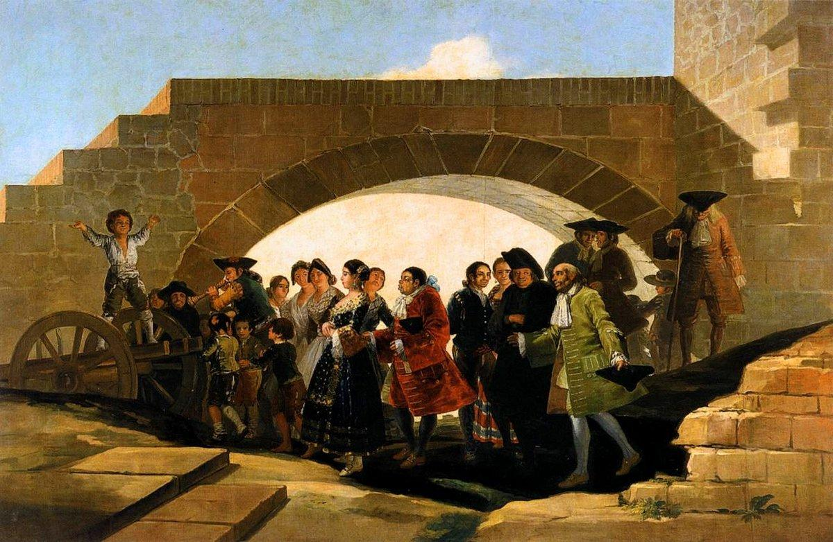 The Wedding - Francisco Goya