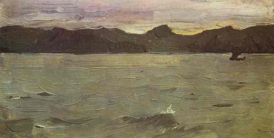The White Sea - Valentin Serov