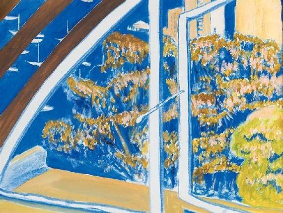 The Window, Lavender Bay - Brett Whiteley