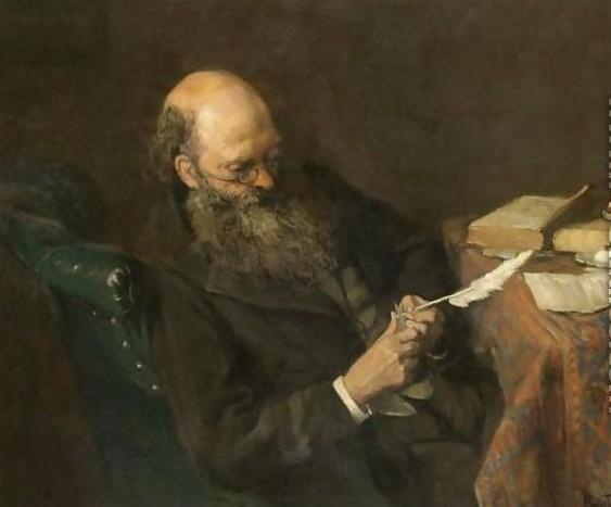 The writer - Pericles Pantazis