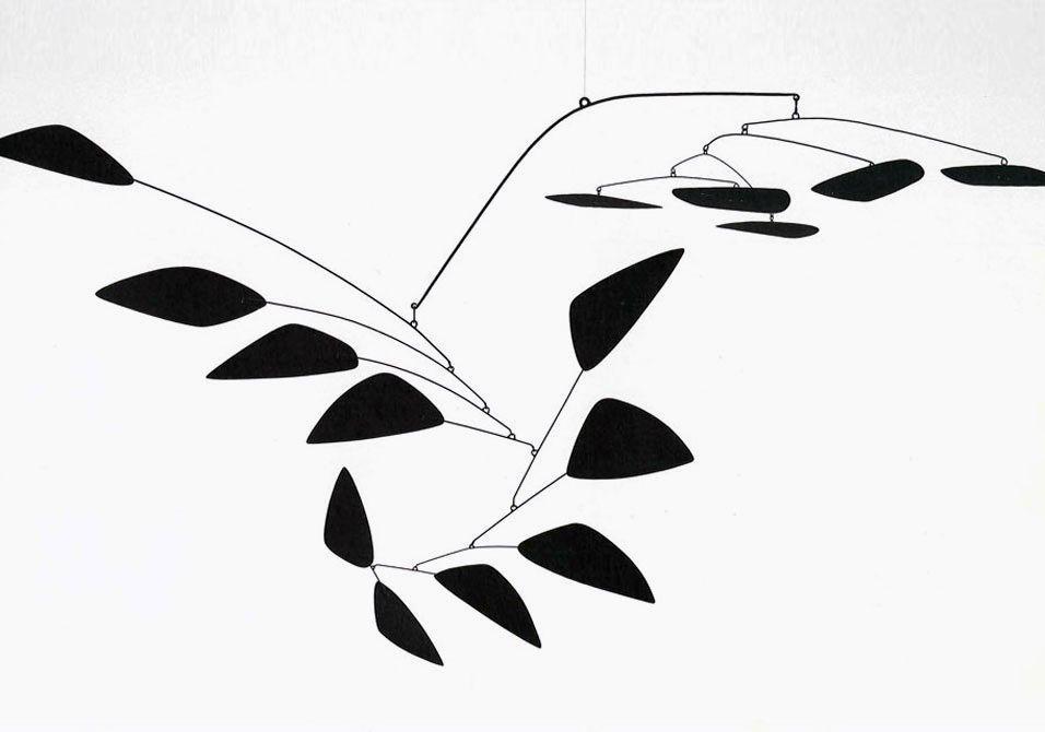 The Y - Alexander Calder