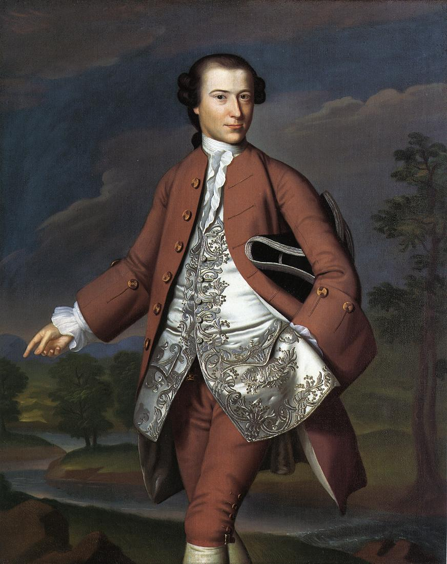 Theodore Atkinson Jr - John Singleton Copley