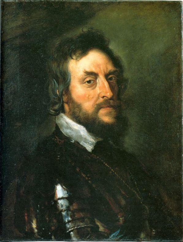 Thomas Howard, Second Count of Arundel - Peter Paul Rubens