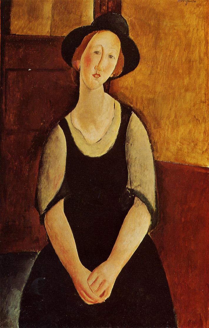 Thora Klinckowstrom - Amedeo Modigliani