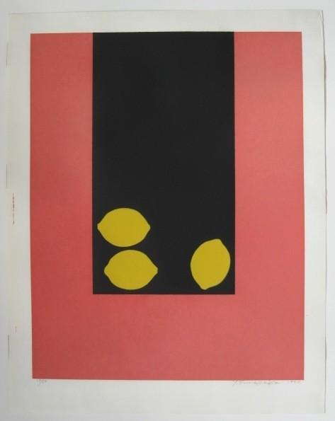 Three Lemons - Funasaka Yoshisuke