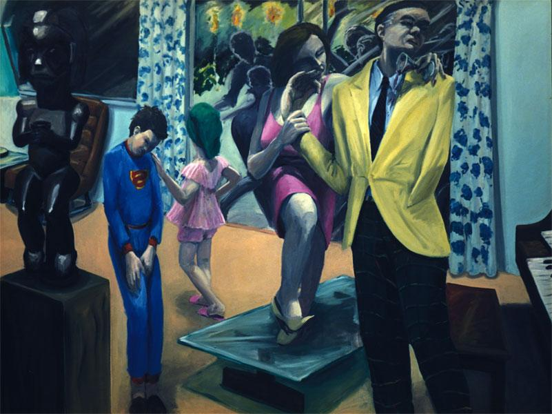 Time for Bed - Eric Fischl