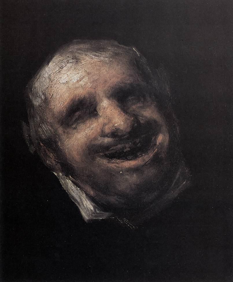 Tio Paquete - Francisco Goya