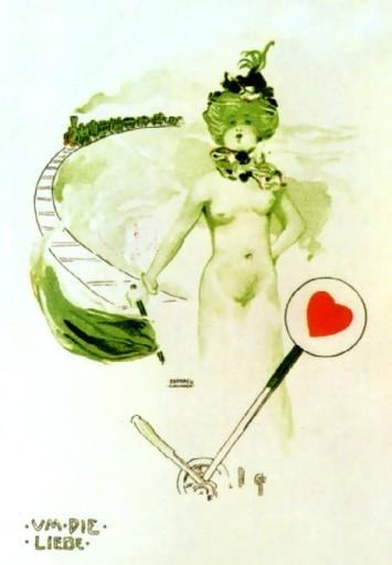 To love - Raphael Kirchner