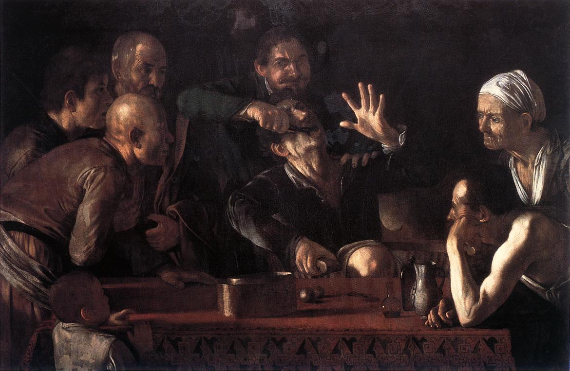 Tooth Puller - Caravaggio