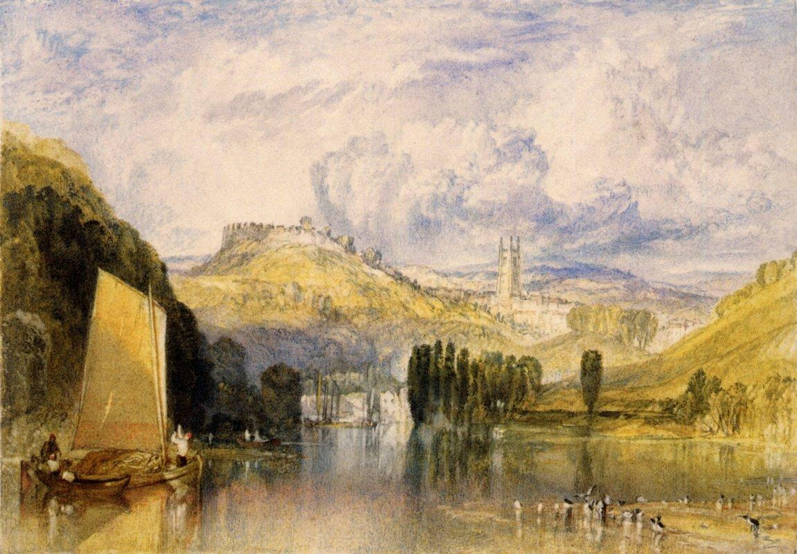 Totnes, in the River Dart - William Turner