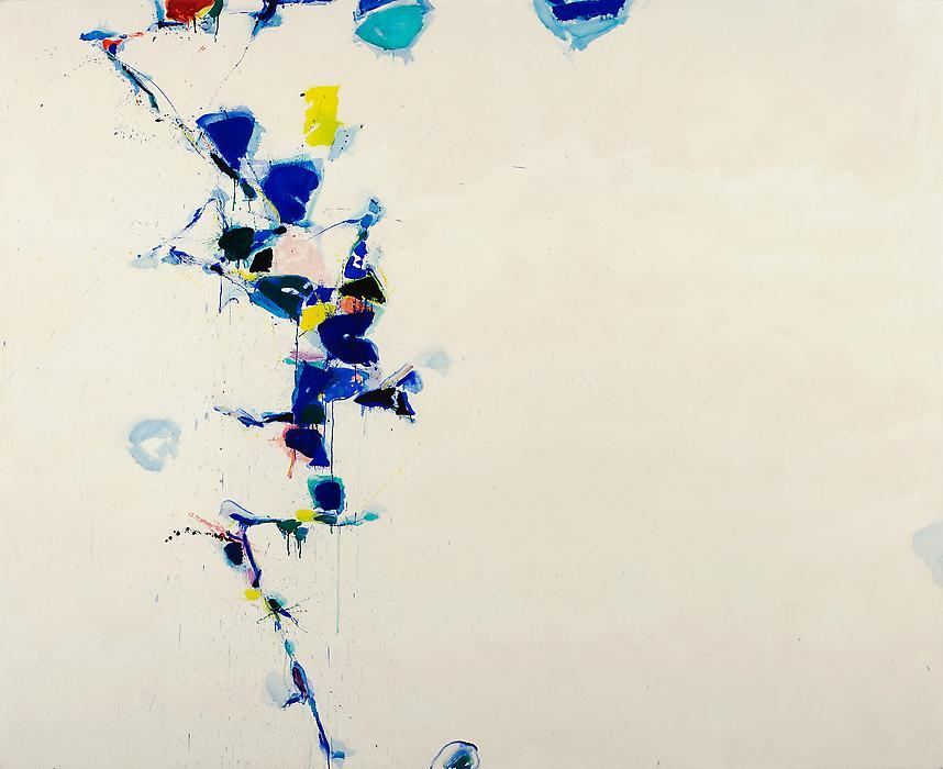 Toward Disappearance III - Sam Francis