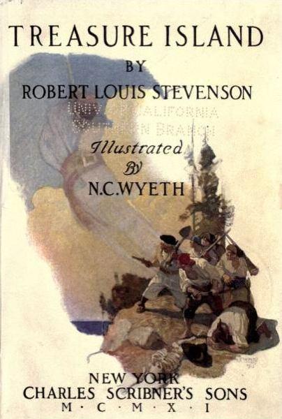 Treasure Island (Title 1) - N.C. Wyeth