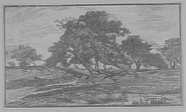 Trees - Fyodor Vasilyev