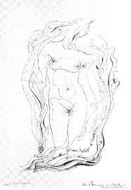 Tribute to Saint-Pol Roux - Andre Masson