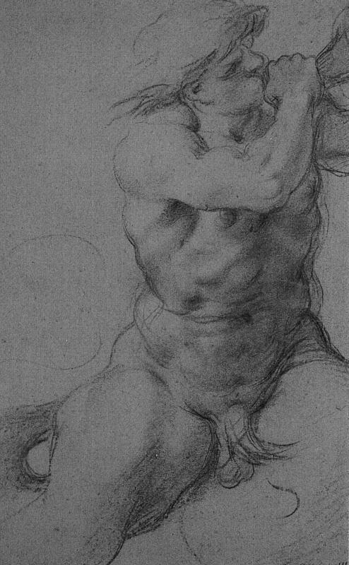 Triton - Annibale Carracci
