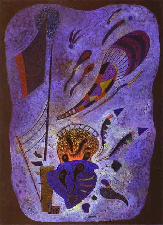 Twilight -  Wassily Kandinsky