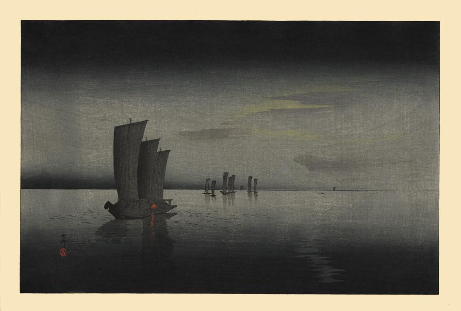 Twilight - Arkhip Kuindzhi