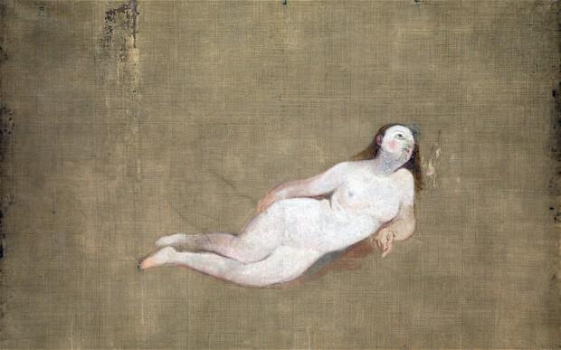 Two Recumbent Nude - William Turner