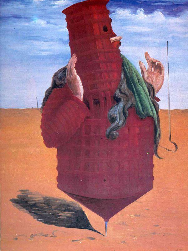 Ubu Imperator - Max Ernst