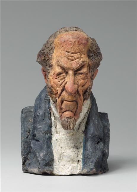 Unknown, Alfred Pierre, Count de Falloux - Honore Daumier