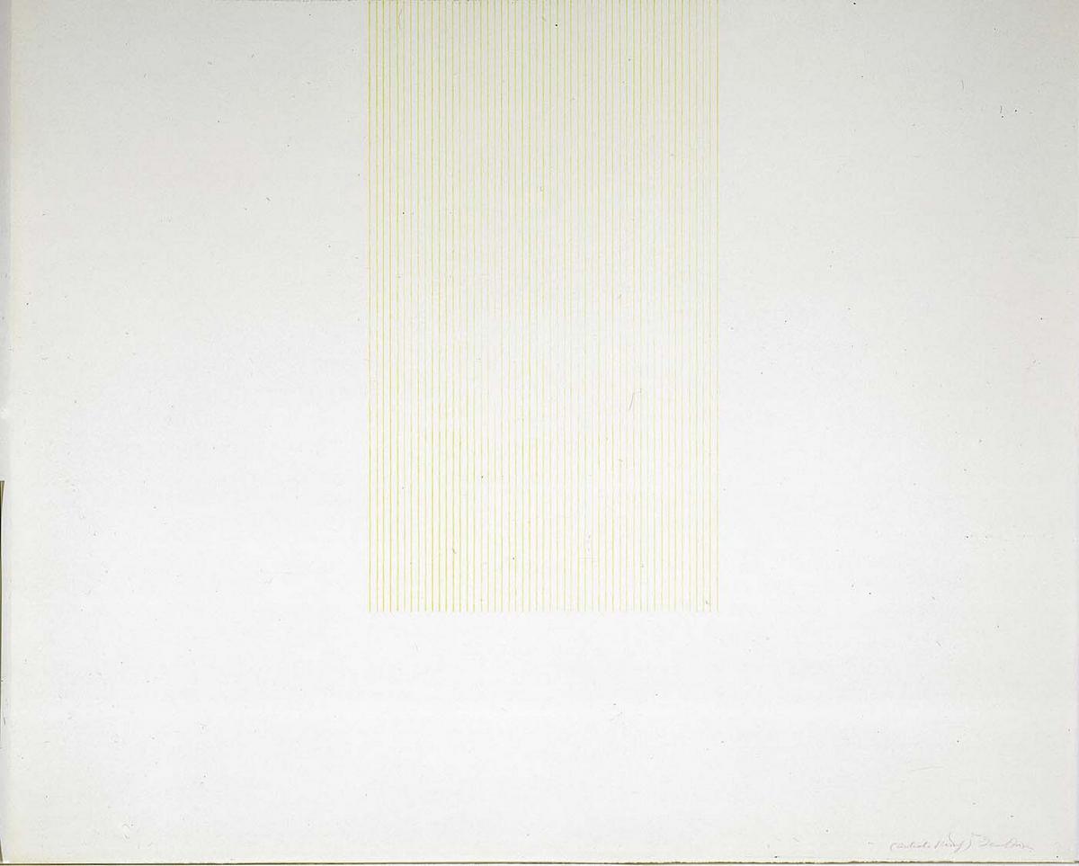 Untitled #1 - Gene Davis