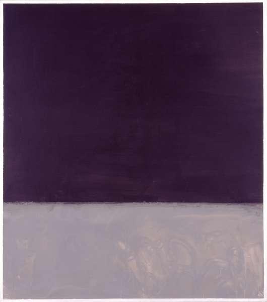 Untitled (Black and Gray) - Mark Rothko