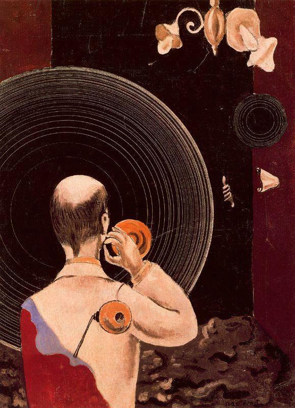 Untitled (Dada) - Max Ernst