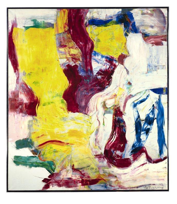 Untitled I - Willem de Kooning