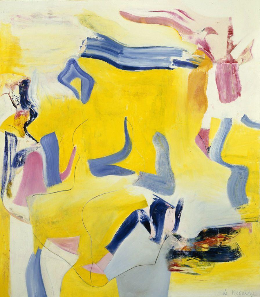 Untitled III - Willem de Kooning