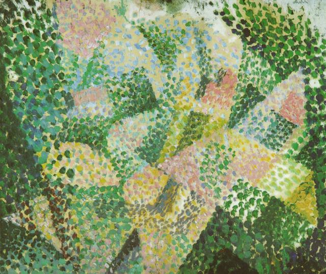 Untitled - Landscape Near, Madrid - Salvador Dali