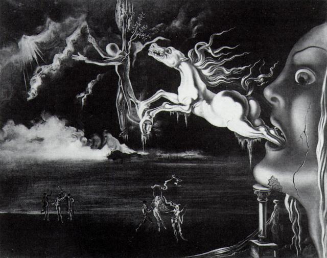 Untitled -The Seven Arts - Salvador Dali