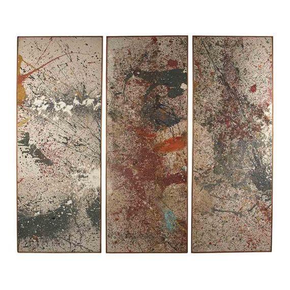 Untitled (Triptych) - Taro Yamamoto