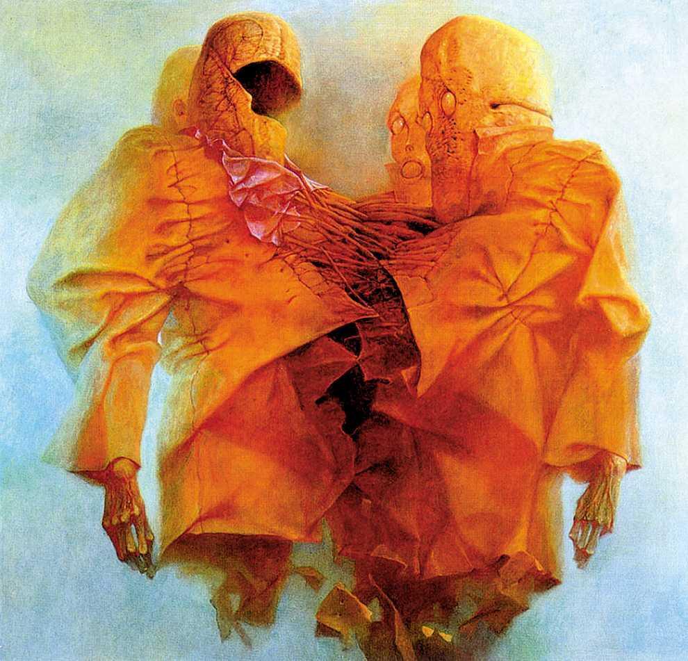 Untitled - Gustav Klimt