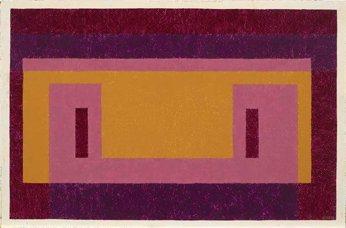 Variant/Adobe: Familiar Front - Josef Albers
