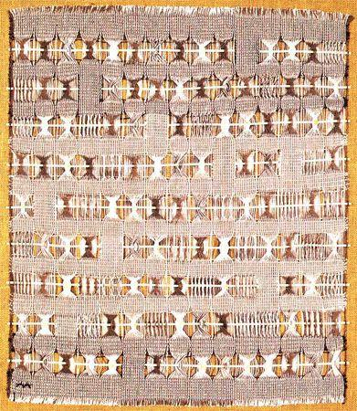 Variation on a Theme - Anni Albers