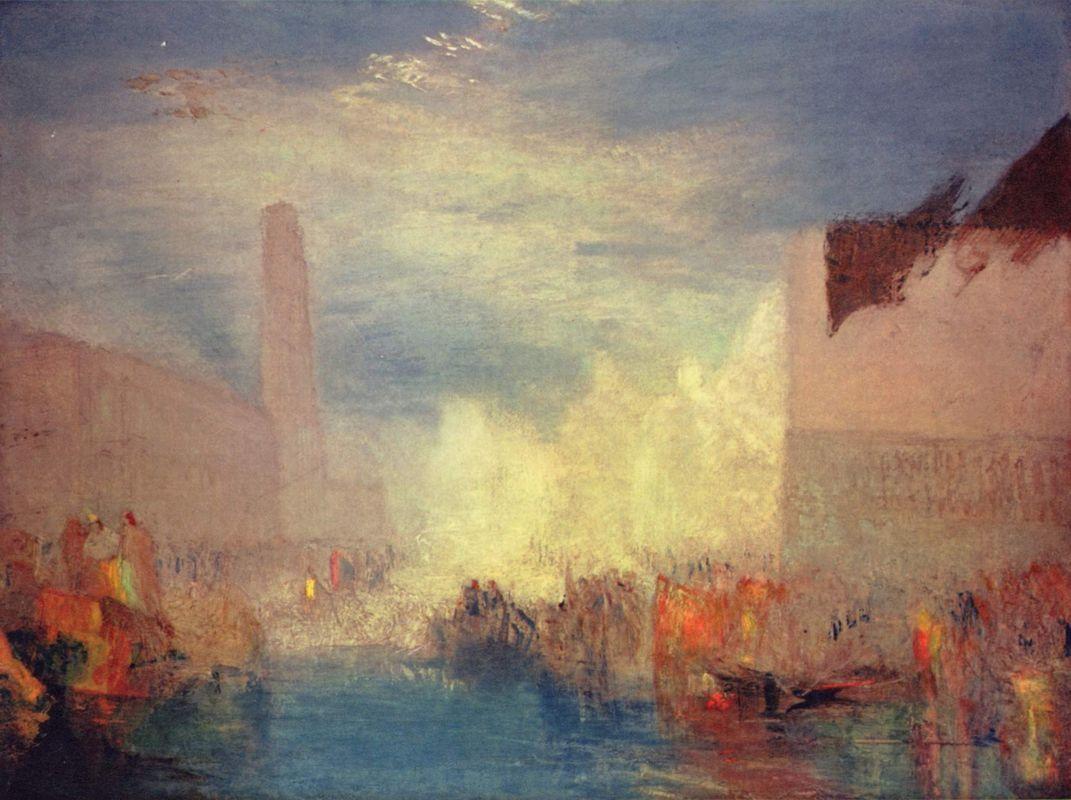 Venice - William Turner