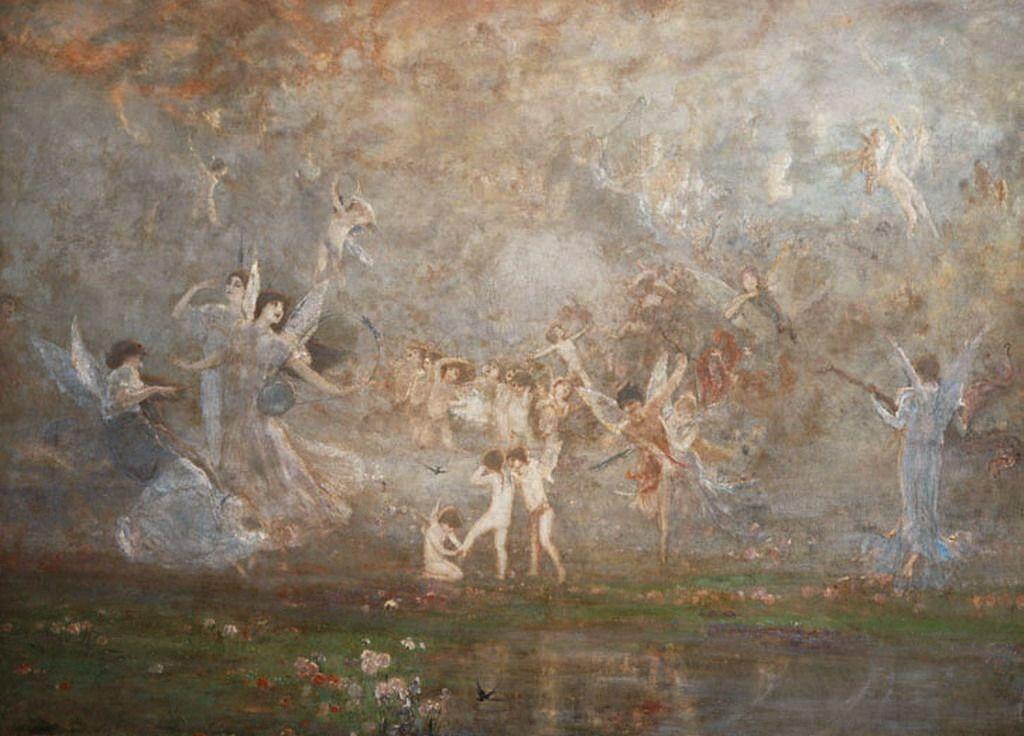 Spring Symphony - Nikolaos Gyzis