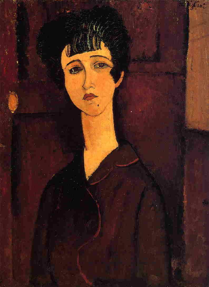 Victoria - Amedeo Modigliani