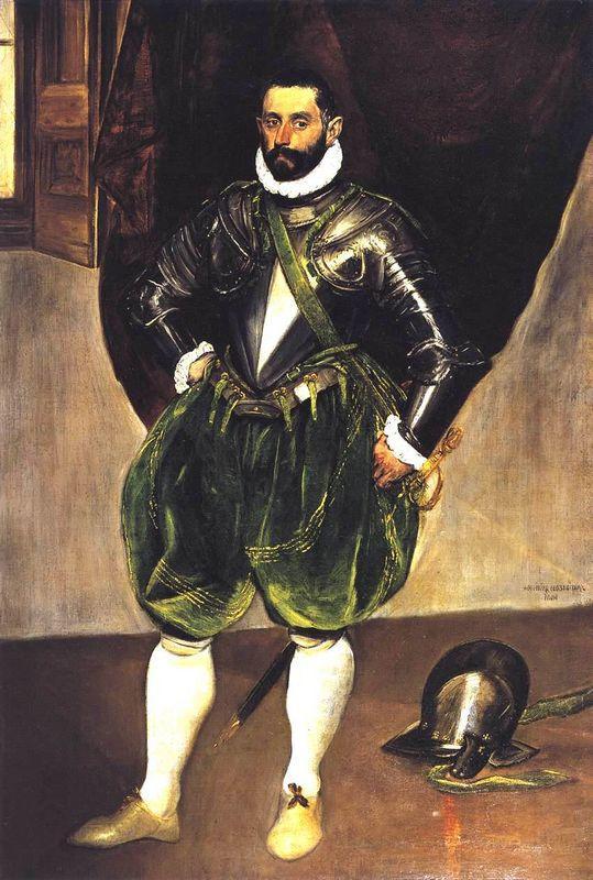 Vincenzo Anastagi - El Greco
