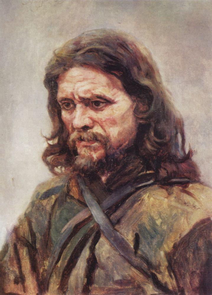 Wanderer - Vasily Surikov