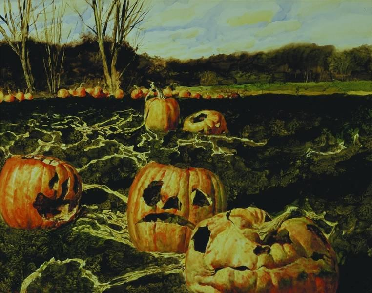 Warm Halloween - Jamie Wyeth