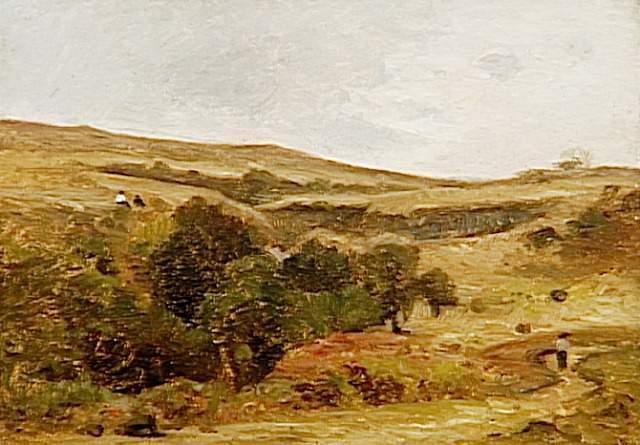 Wasteland - Charles-Francois Daubigny