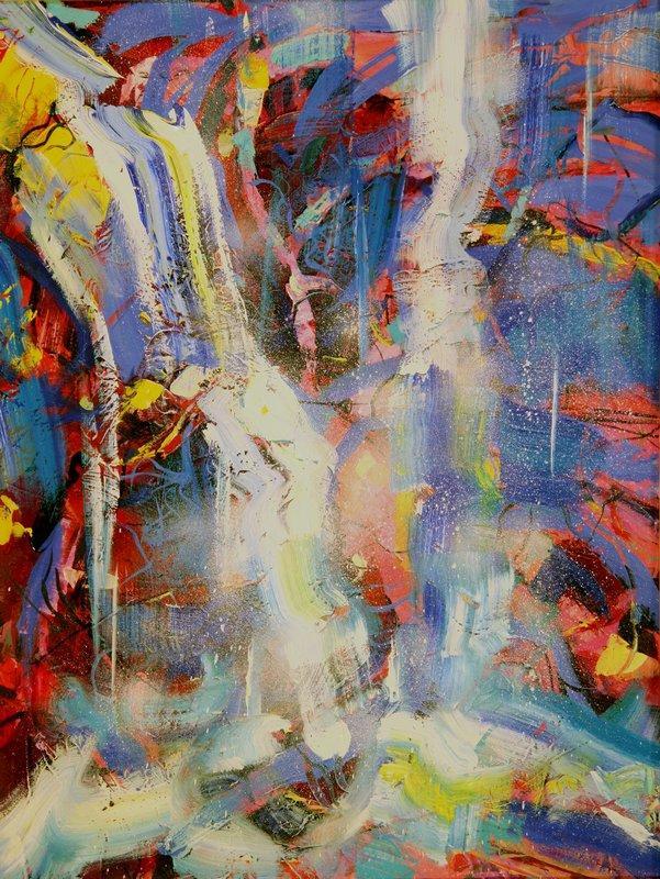 Waterfall - Romul Nutiu