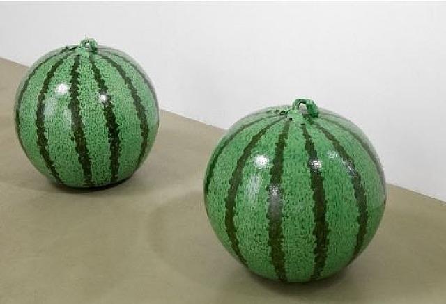 Watermelon - Ai Weiwei