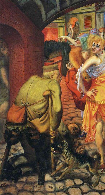 Weimar Berlin - Otto Dix