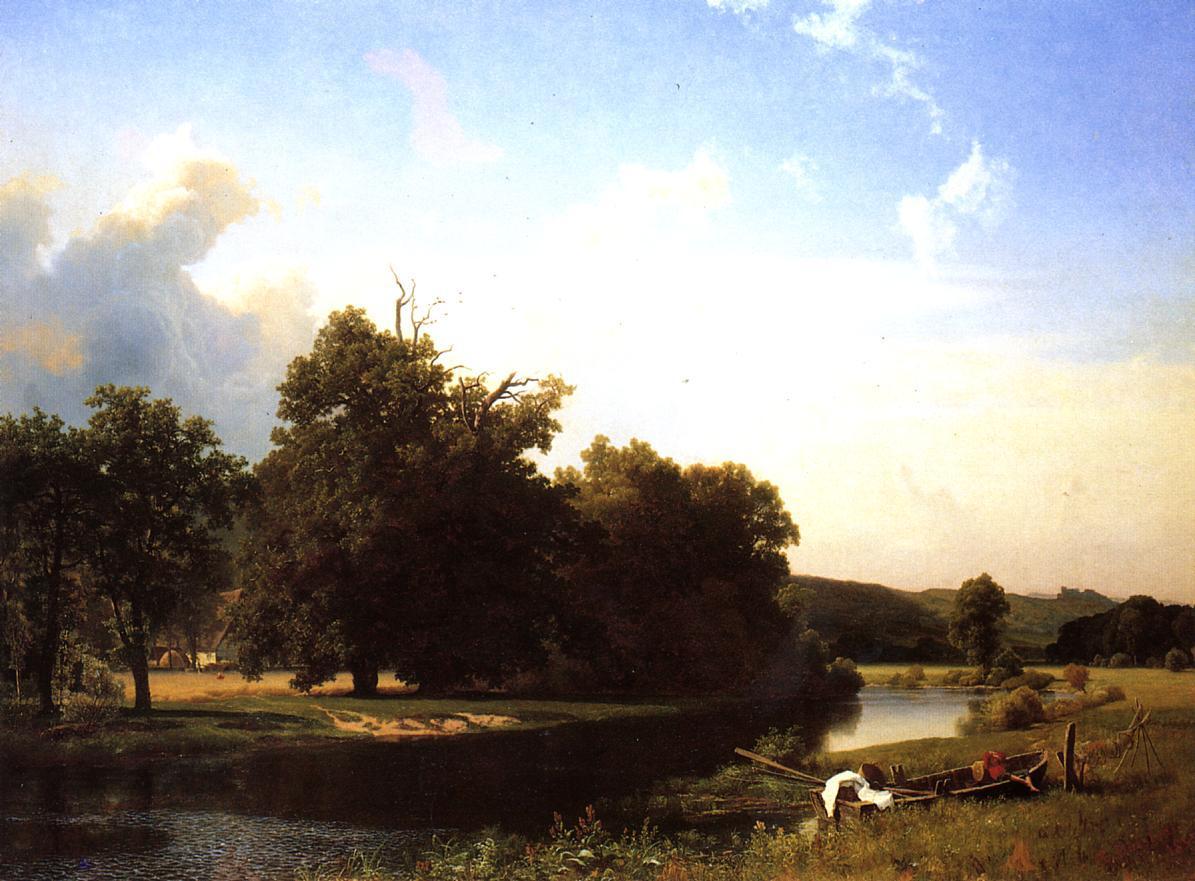 Westphalia - Albert Bierstadt
