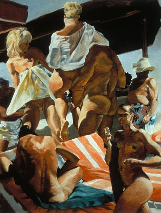 What's Between You and Me - Eric Fischl