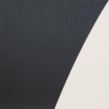 White Curve VII  - Ellsworth Kelly